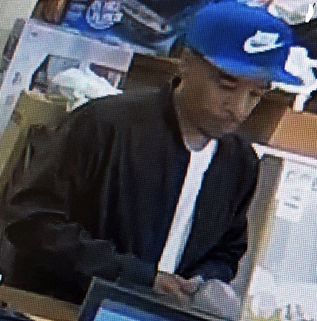 Suspect on September 18