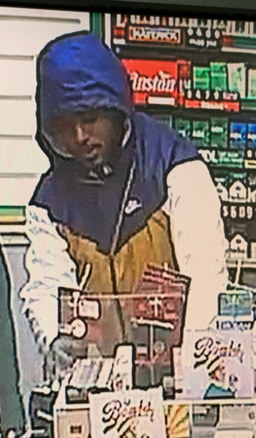 Suspect 1 in Fast Mart 11-20-19 Robbery