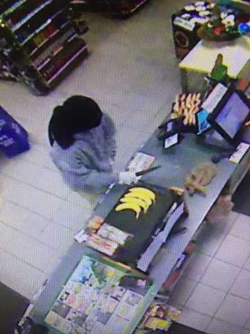 Suspect in 12-6-19 7-Eleven Robbery Photo 1
