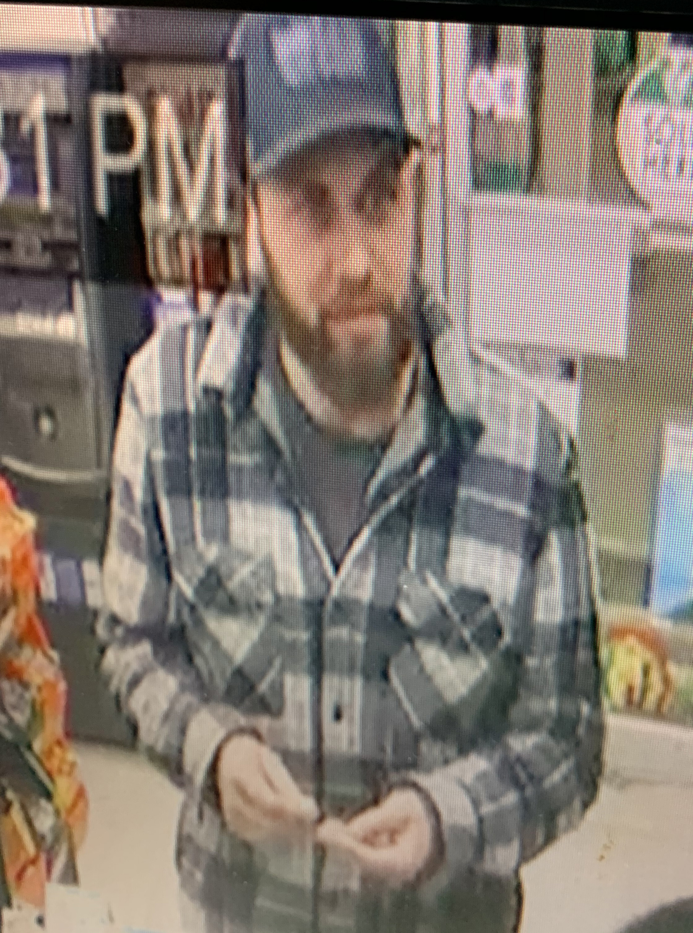 12-11-19 Robbery BP Gas Station Photo 1