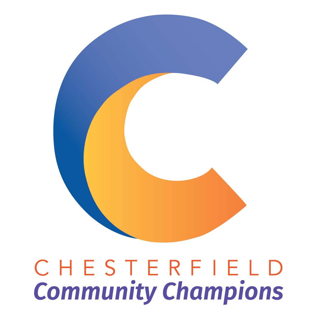 Chesterfield Community Champions Logo
