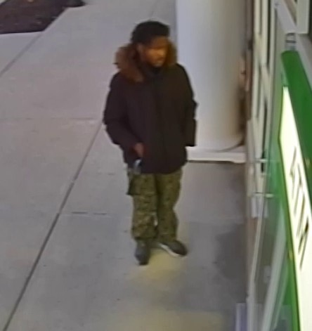 Suspect in 1-16-2020 AUB Robbery