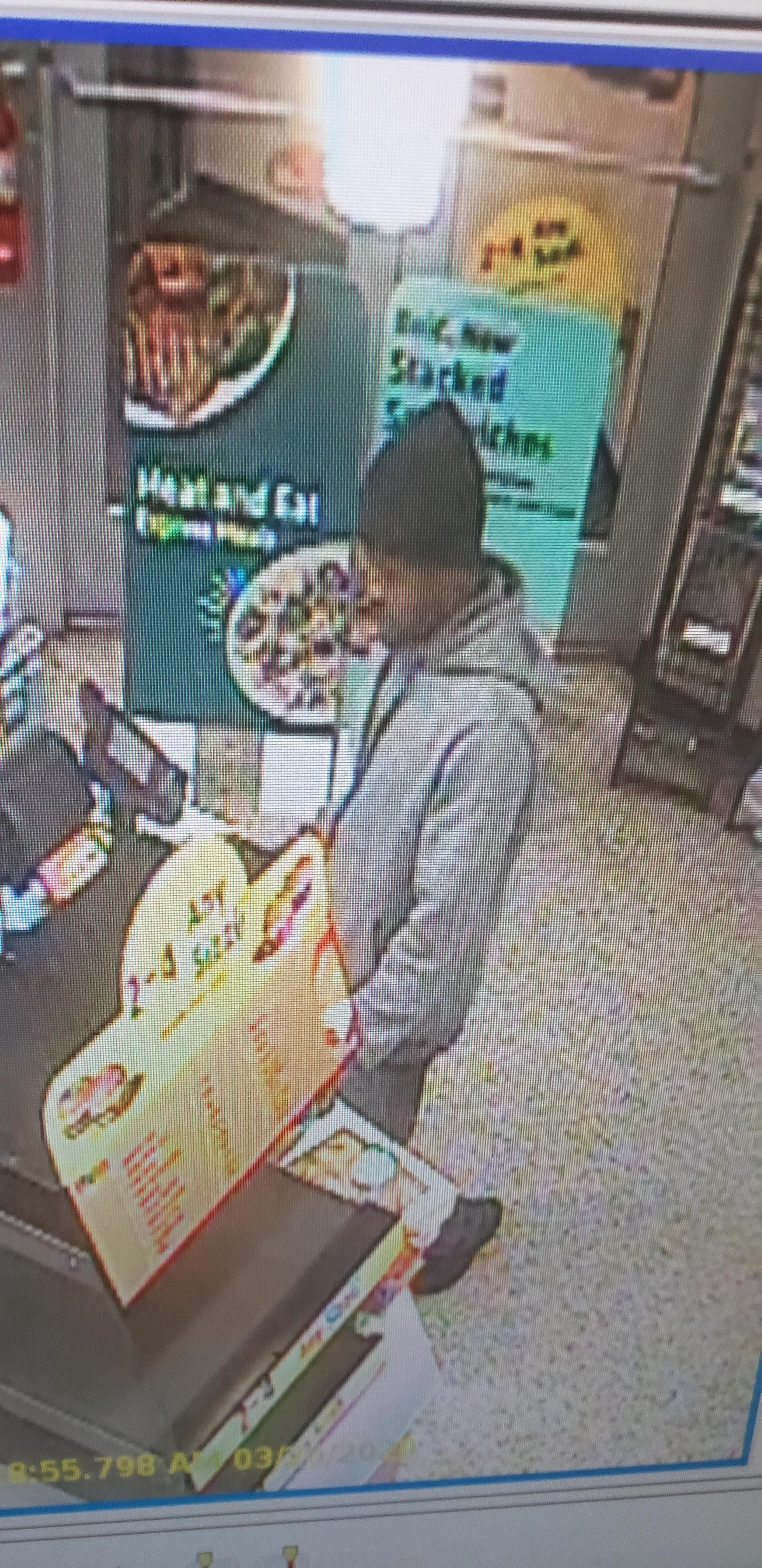 Suspect in 3-26-2020 Wawa Robbery