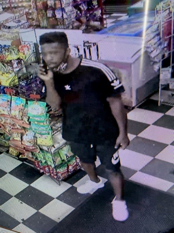Suspect in Shooting 8-11-2020