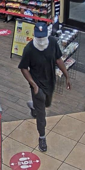 Sheetz Robbery 8-13-2020 Suspect Photo 1