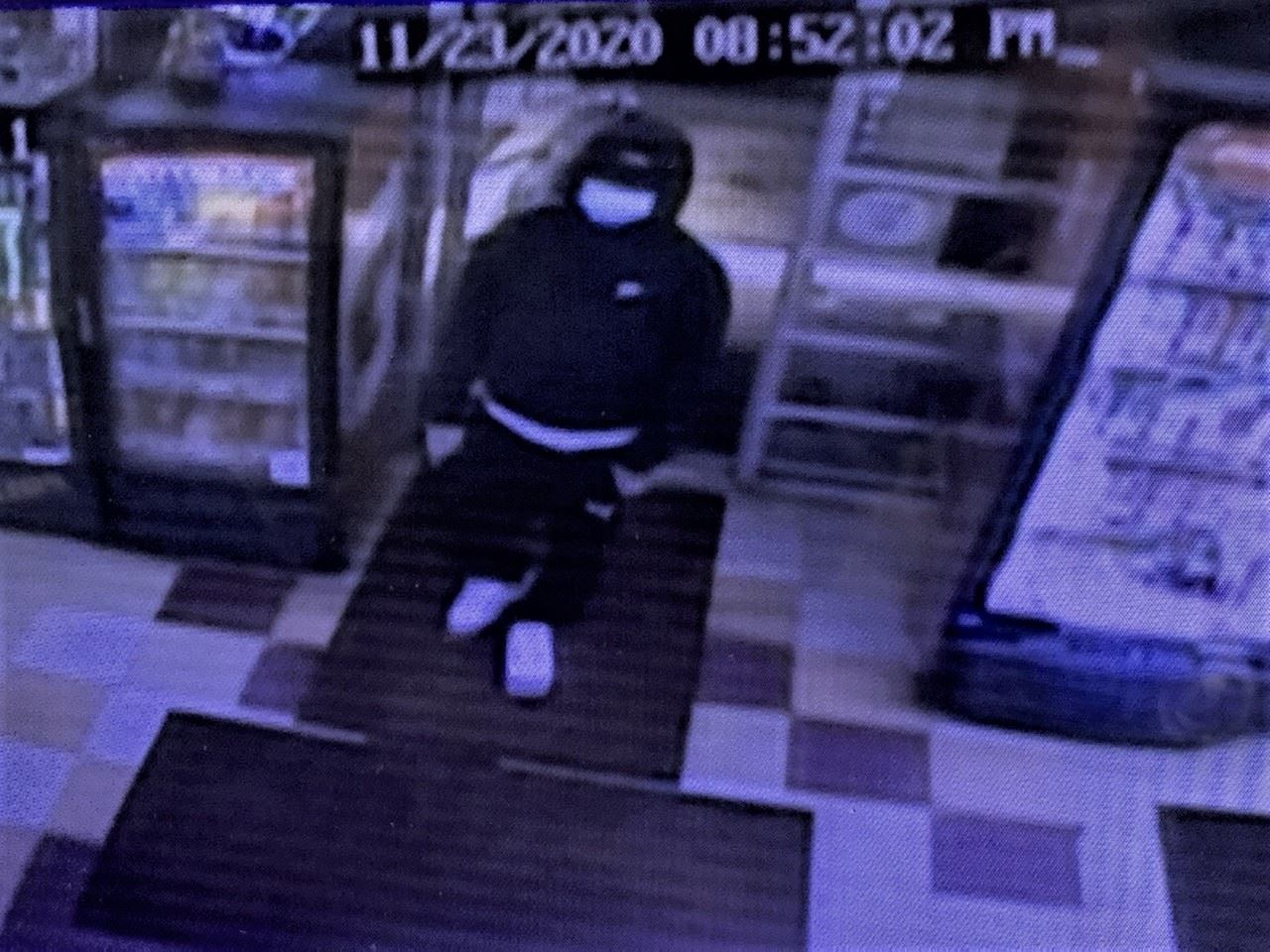 In and Out Robbery Suspect 1 11-23-20