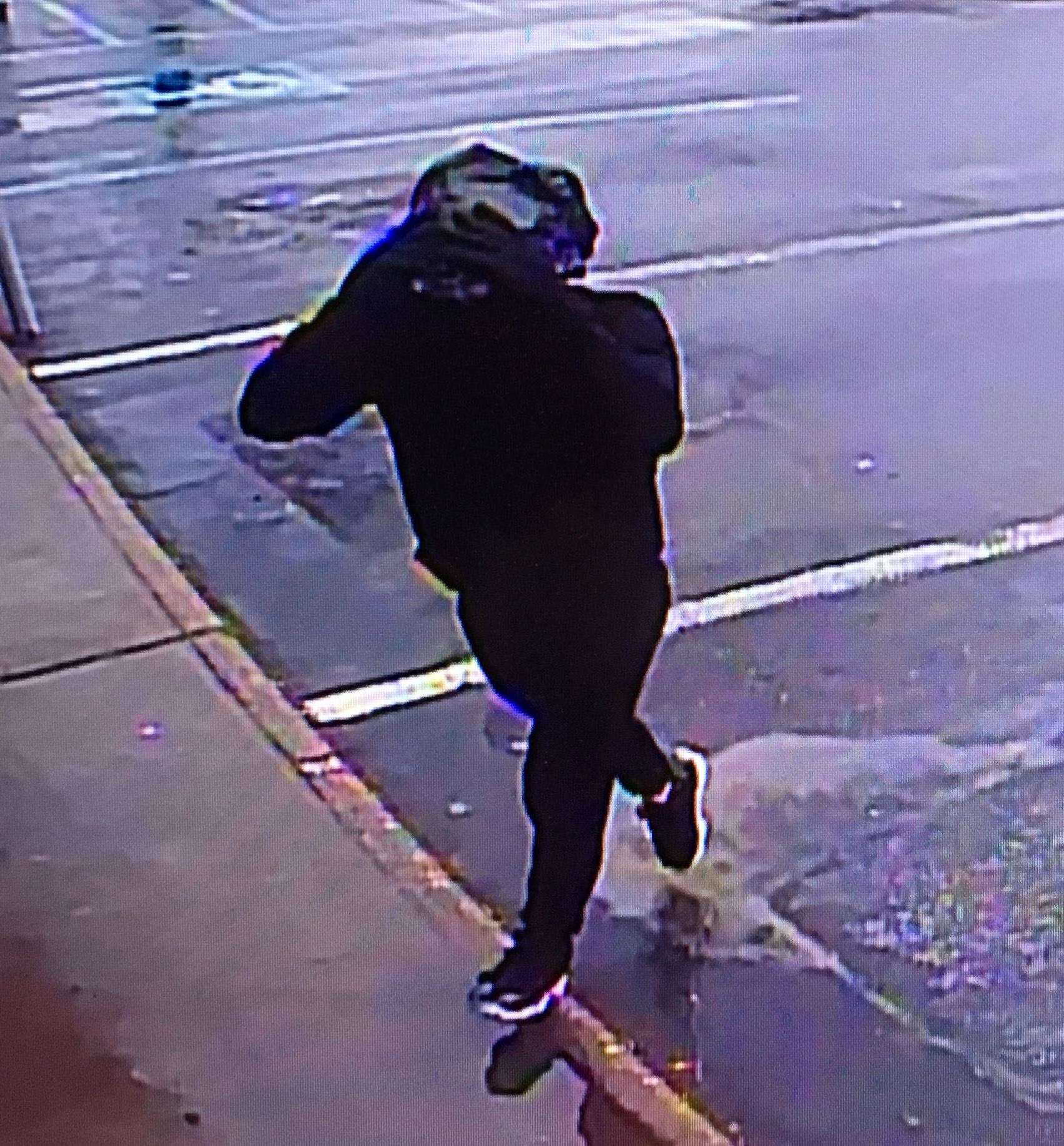 Spencers Robbery Suspect Photo 1 1-24-2019