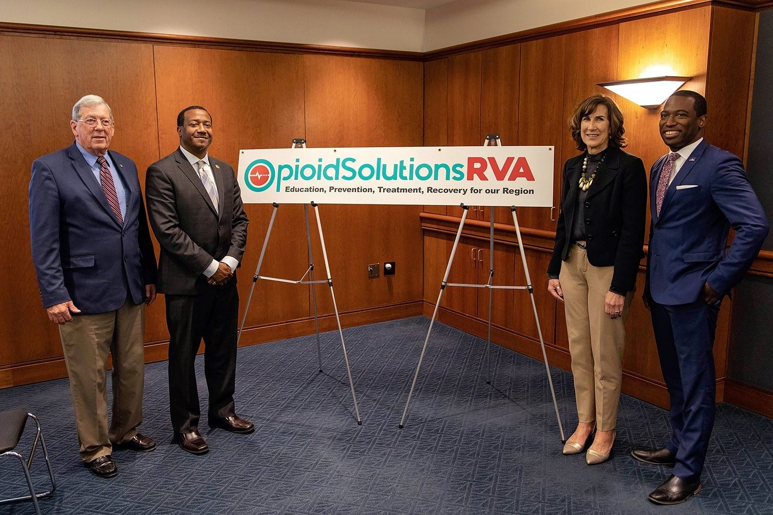 Opioid Solutions RVA launch