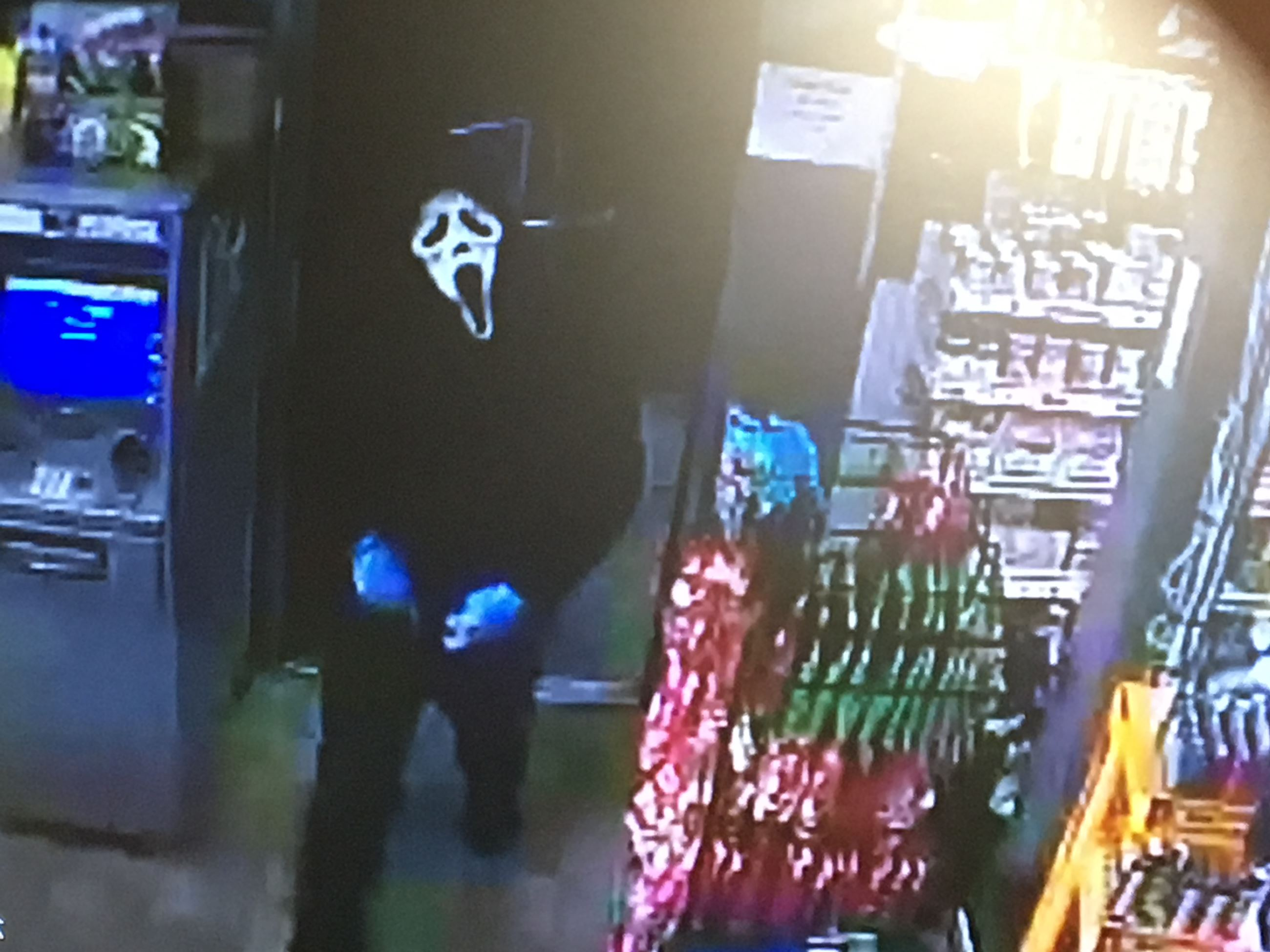 Suspect in 2-12-2019 Raceway Attempted Robbery