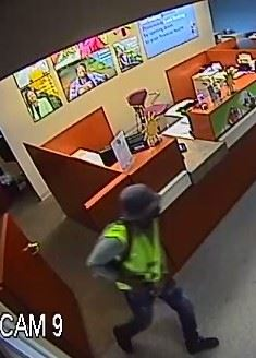 Suspect in 5-20-2019 CFCR Robbery Photo 4