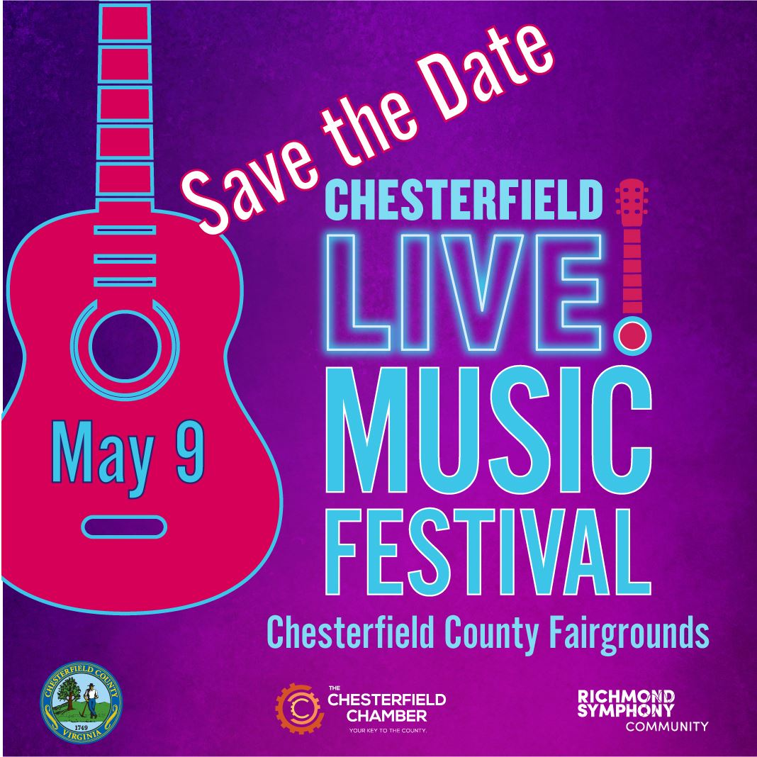Chesterfield Live! Logo